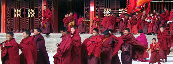 Ngawa Monks