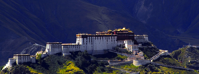 Back of Potala