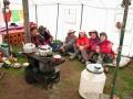 Tibet nomads tents