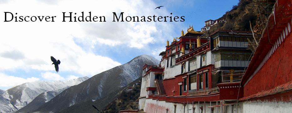 Drigung Til Monastery in Tibet