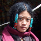 Khampa girl