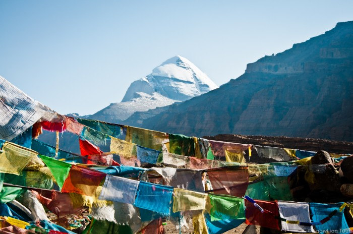 Mt.Kailash view from Tarboche