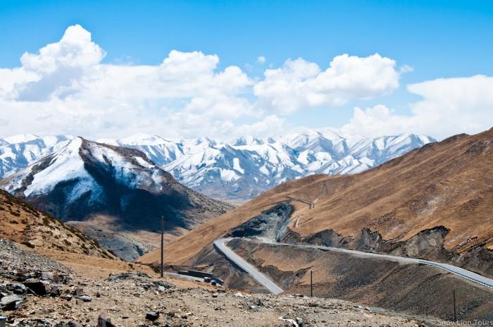 Himalayan roads