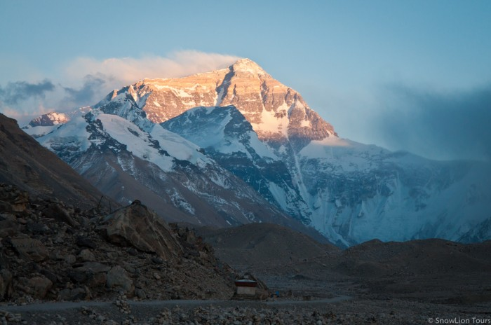 Mt.Everest North Face