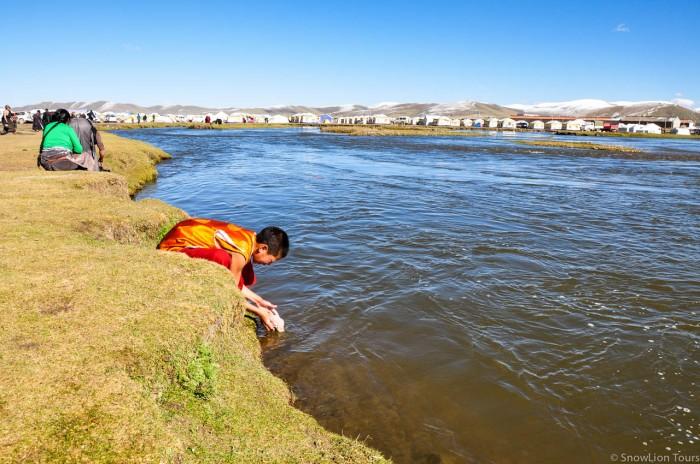 Gyarong Tibet in Sichuan