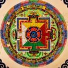 Tibetan Mandala Art
