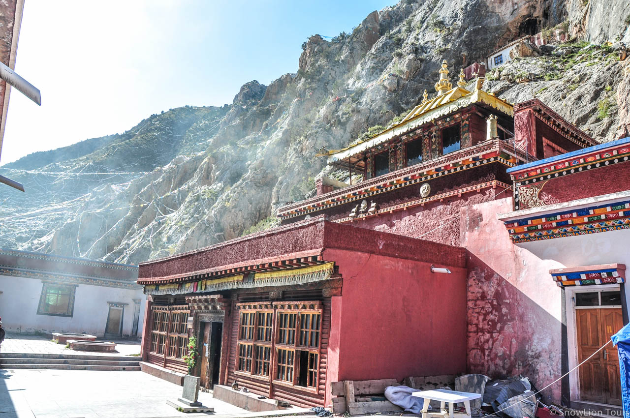 Yushu princess wenchen temple