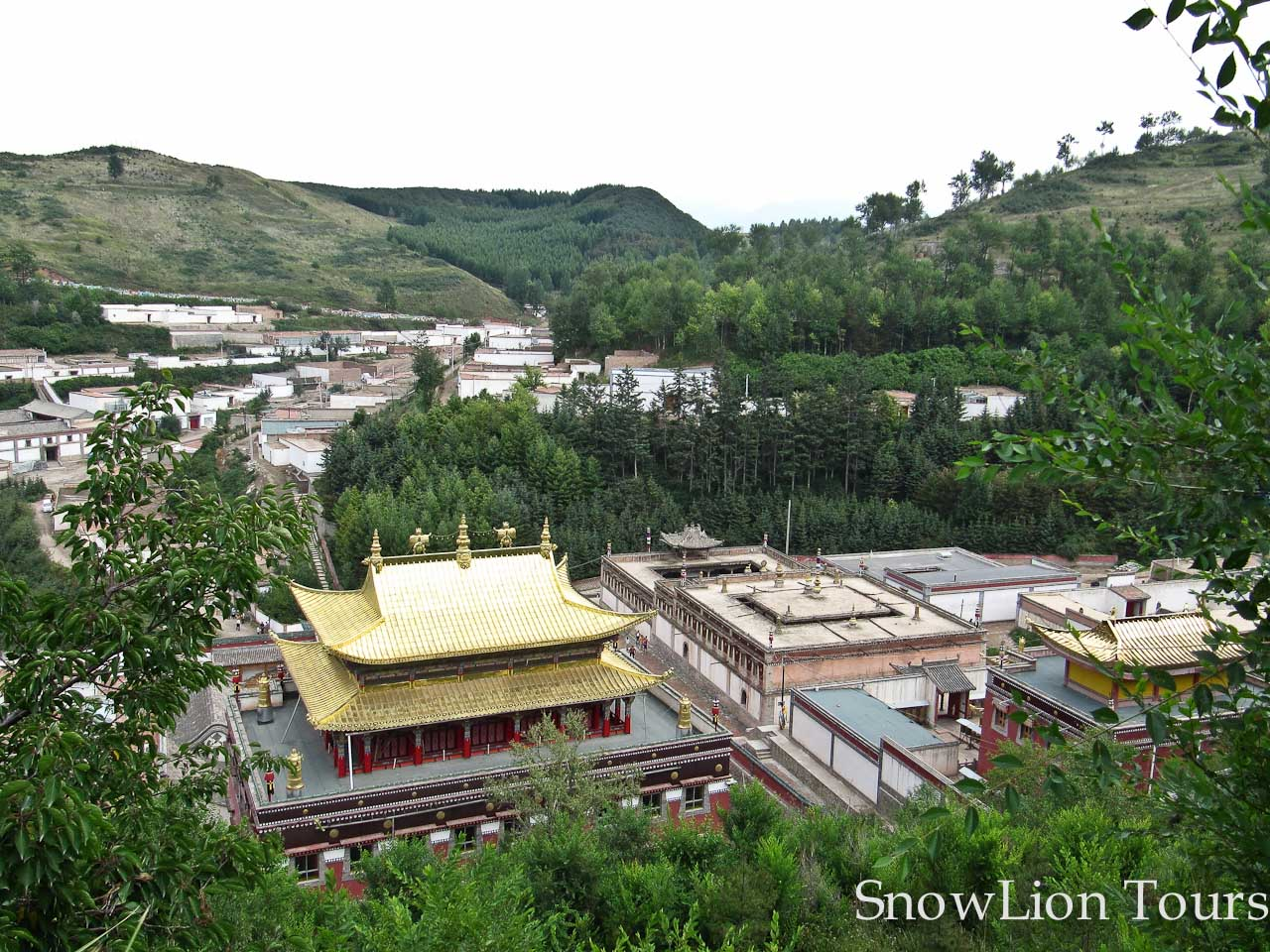 Amdo Kumbum Monastery