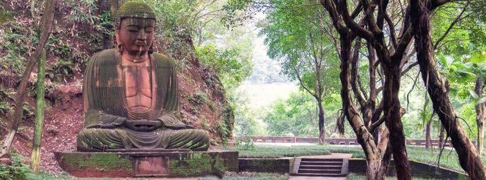 Sichuan Leshan GIant Buddha