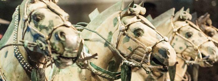 Xi'an Terra cotta Horses