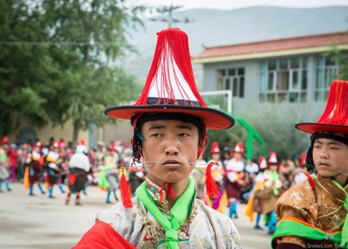 Shaman Festival in Rebkong Amdo