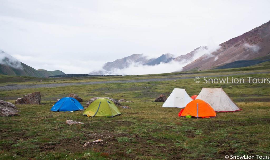 Qinghai trek