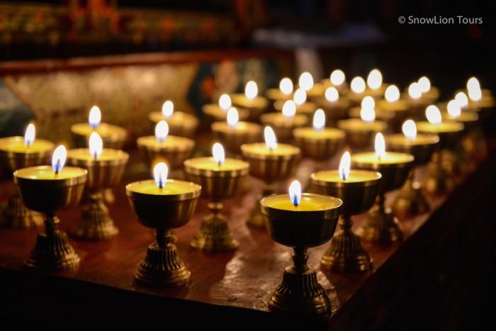 Ganden Ngacho Chenmo, tours to Tibet 2