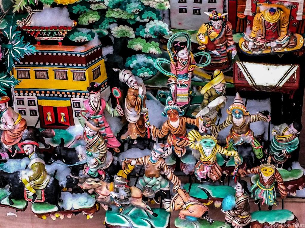 Tibet folk