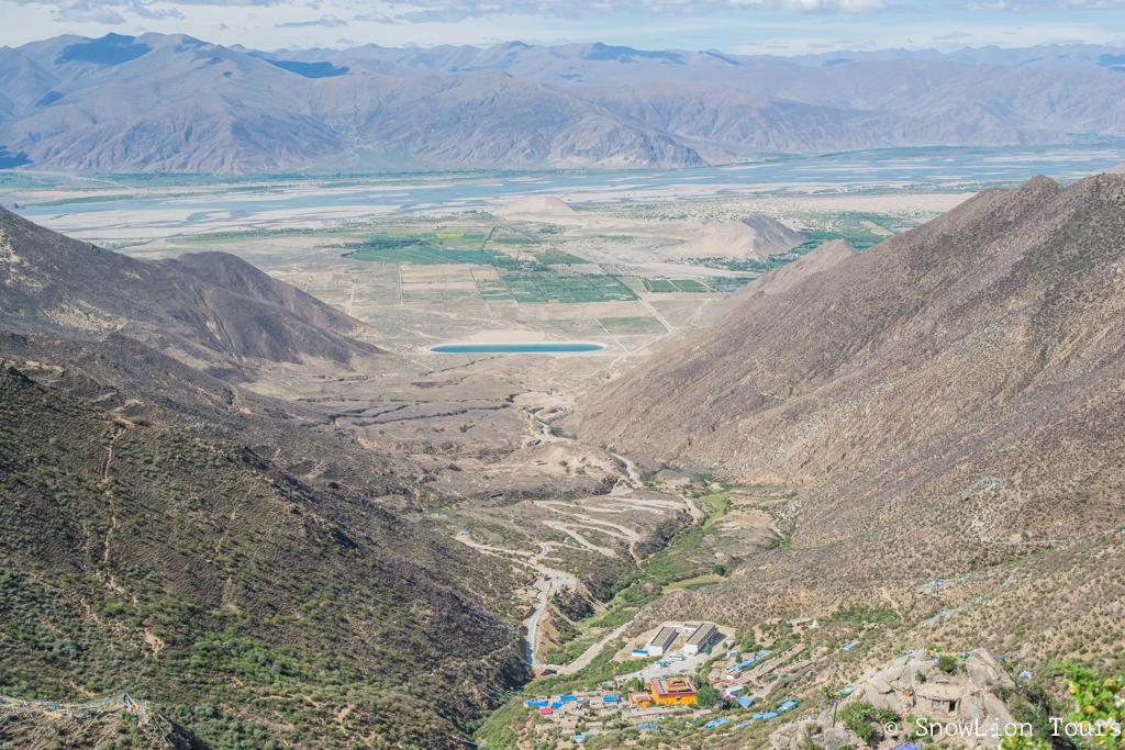 Chimpu hike in Tibet