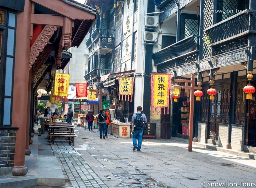 Chengdu to Xining tour