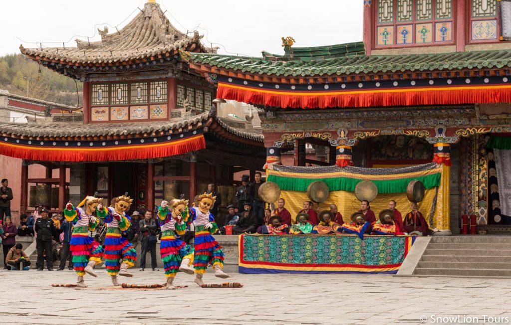 Kumbum Monastery Festival - Travel in Xining
