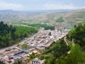 gonlung monastery in amdo tibet