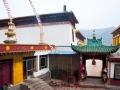 temple of dharma protectors in rongwu-monastery-rebkong-amdo-tibet