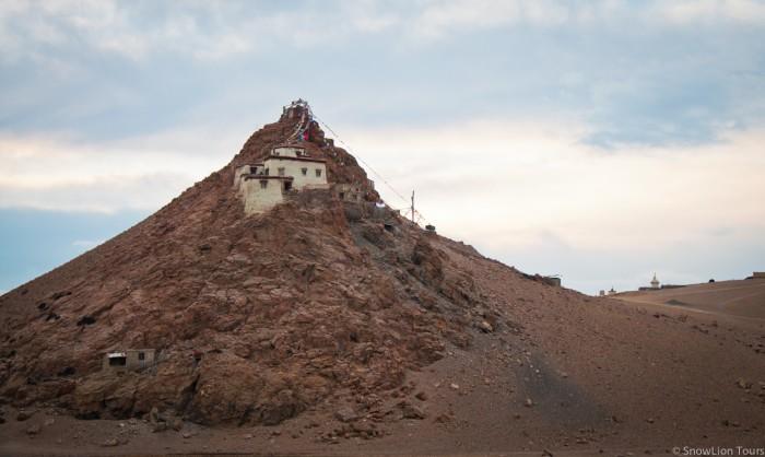 Chiu Monastery near Lake Manasarovar