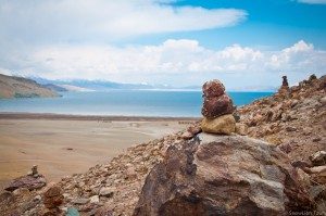 Mapam Yumtso Lake or Lake Manasaraovar, One of the holiest lake in Tibet