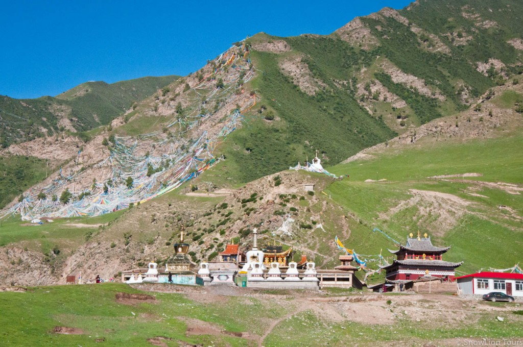 Tibet Amdo Tour