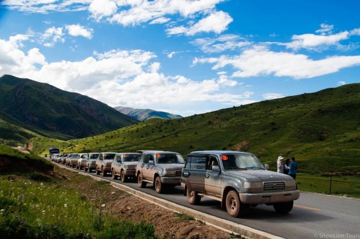 Xining to Lhasa Tour