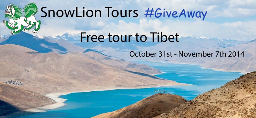 Tour to Tibet for free