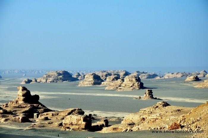 Battle lik - Dunhuang tour