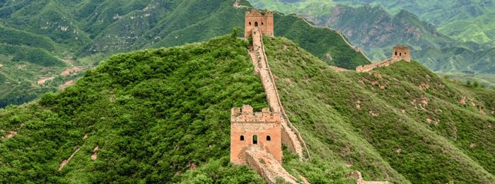 Tour to Great wall