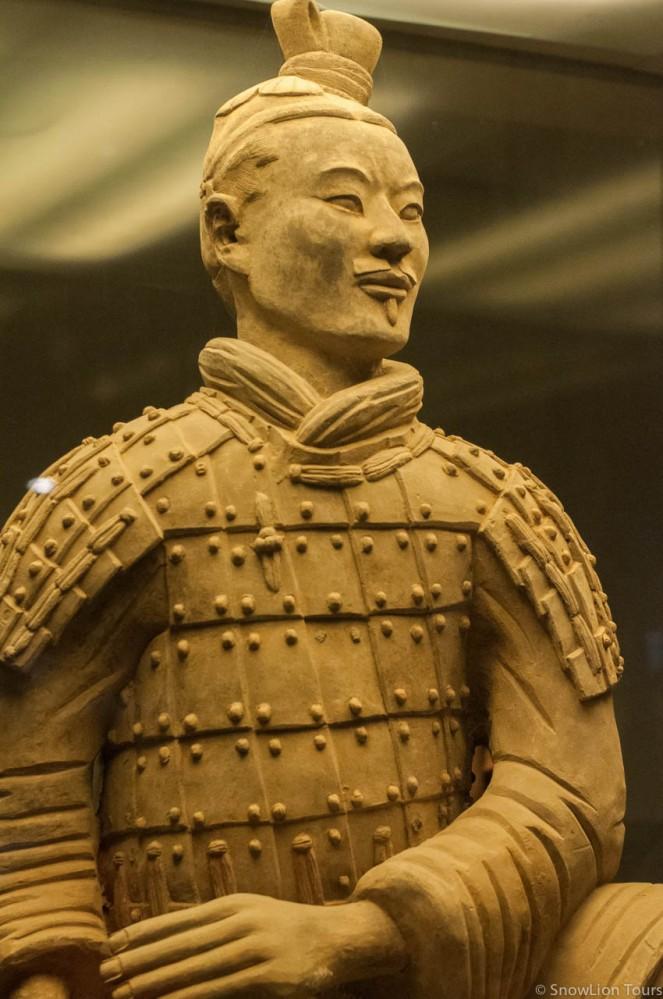 Xi'an Terra Cotta Soldier