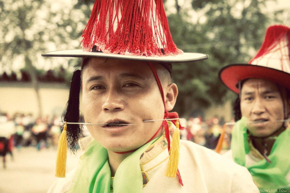 Shaman Festival in Rekbong