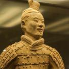 xi'an terra cotta warrior