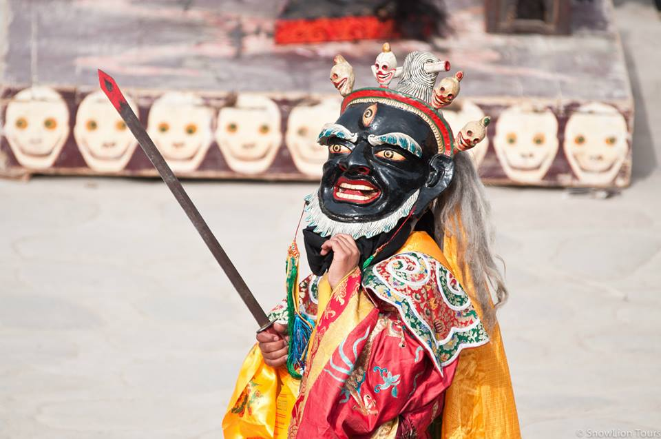 Rebkong Molam Festival
