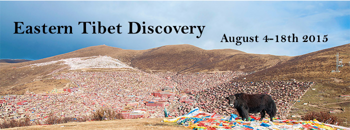 Eastern Tibet Discovery