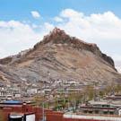 Lhasa - Gyantse route photo