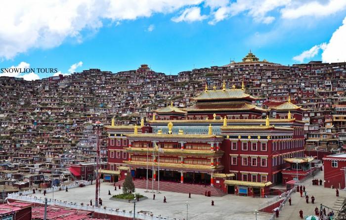 Serta Larung Gar Sichuan