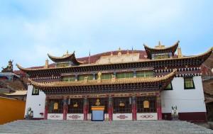 Tarthang monastery in Jigdril