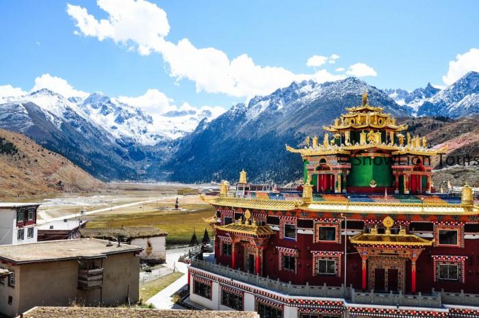 Tibet travel, sichuan Kham tibet travel