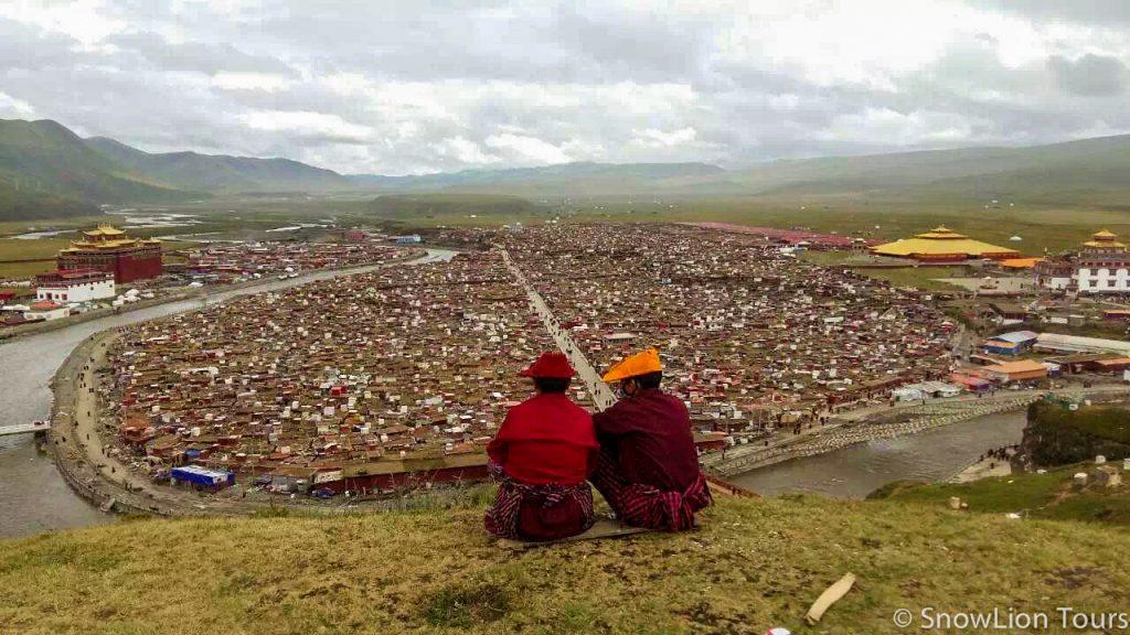 Yarchen Gar Nunnery Tibet