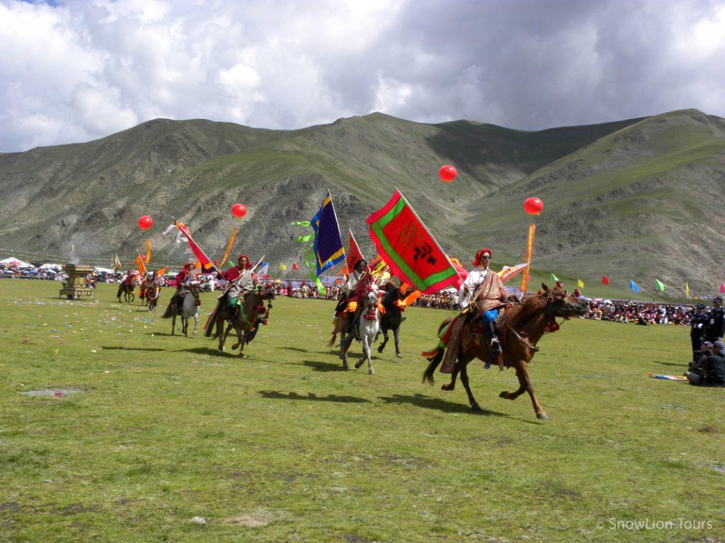 Tibet Horse Festival