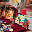 Kumbum Monastery Festival