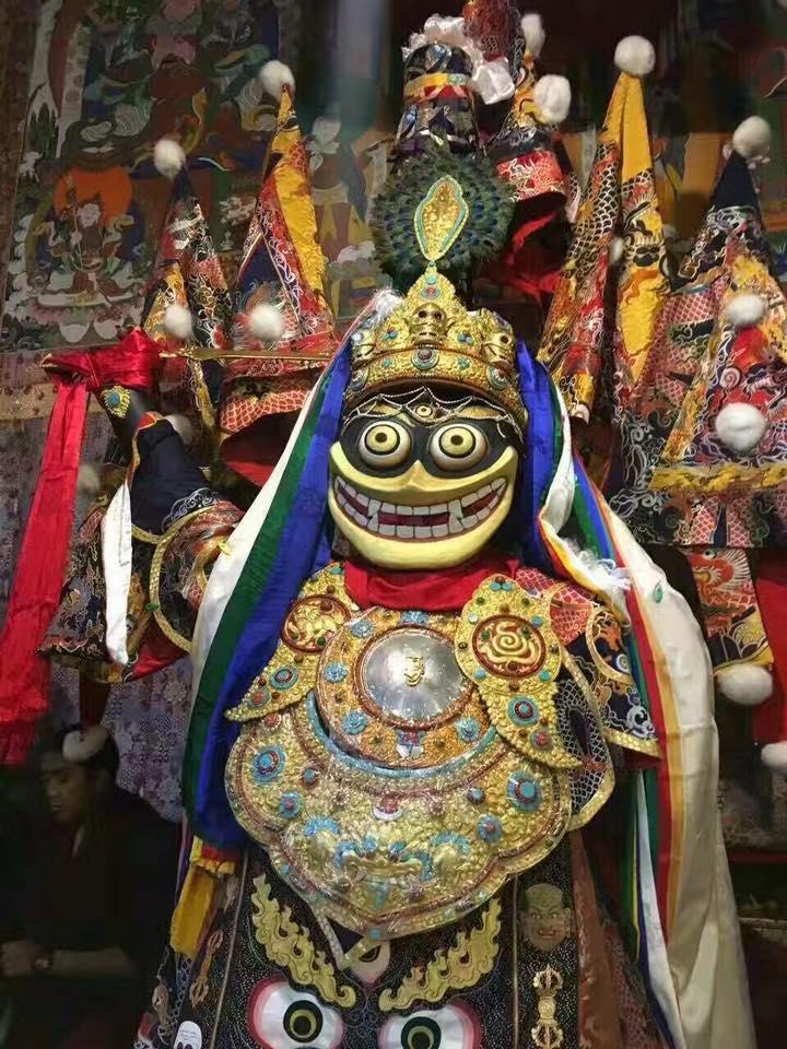 Wrathful Deites | Dharma Protector | Meditational deities | SnowLion